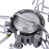 Titanium Alloy Backpacking Gas Cooker
