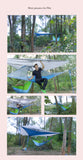 Triangle Tree Tent / Hammock