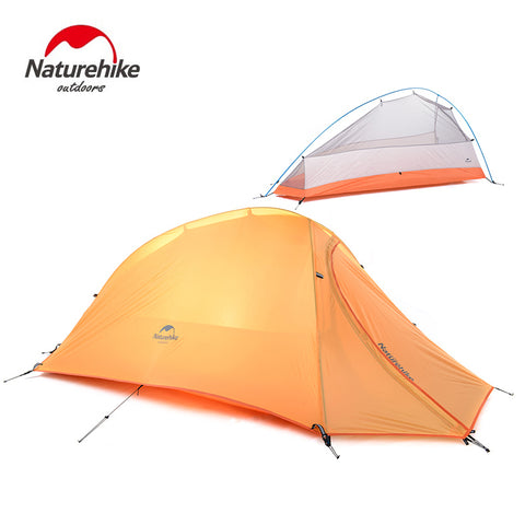 Naturehike Cloud Up 1 1 Man Polyester Tent