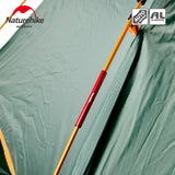 Alloy Tent Pole Repair Sleeves
