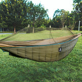 One Tigris Double Winter Hammock Under Quilt