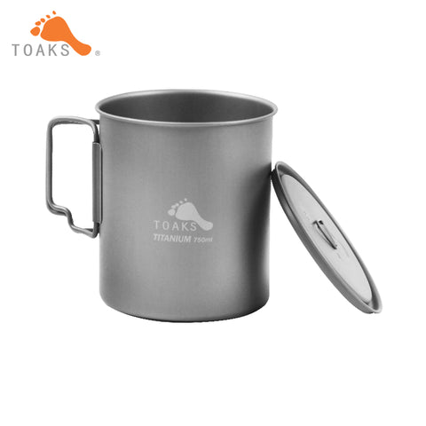 Toaks Titanium 750ml Mug / Pot