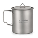Titanium Mug / Pot 750ml From Tomshoo