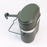 WWII Germany Military Green 3pcs 3 in 1 Camping Cookware