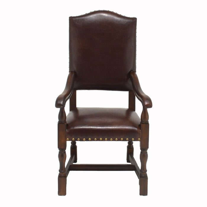 Andrew Armchair Brown