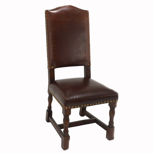 Andrew Side Chair Brown