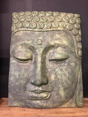 Buddha Face Panel