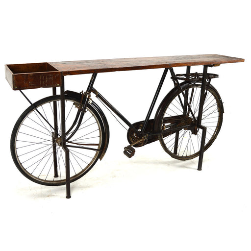 Cycle Console Table