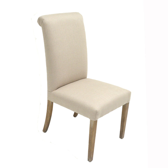 Emma Side Chair Linen