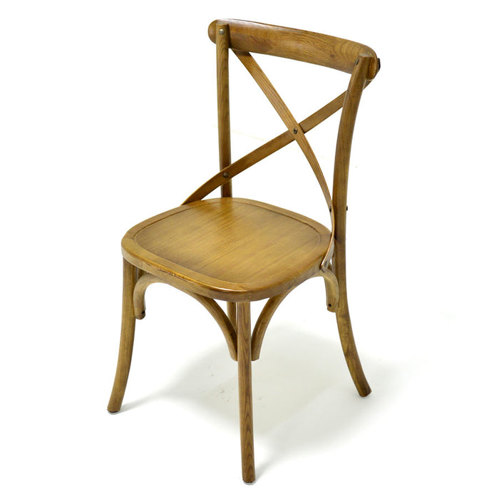 Milo Chair Natural Wood Seat