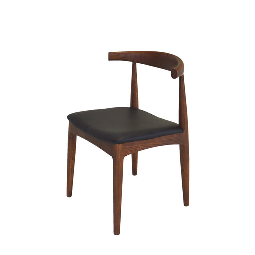 Scandi Chair Walnut