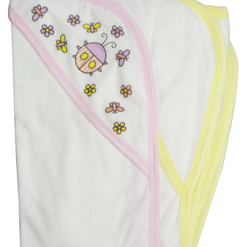 Infant Hooded Bath Towel (Pack of 2)