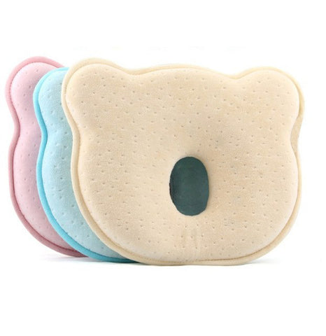 New Baby Pillow Soft Infant Toddler Sleep