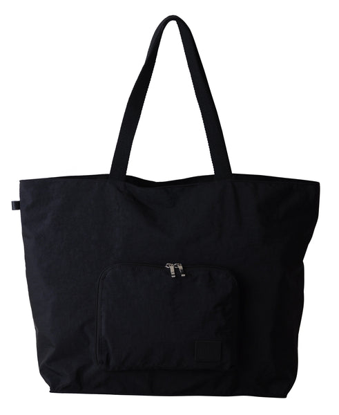 Black Reusable Tote