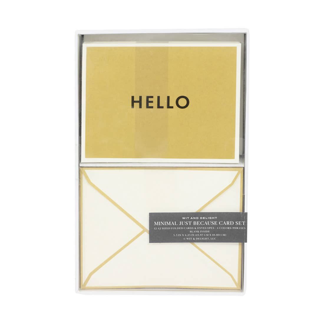 Just Because Notecard Set