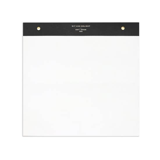 Large Desktop Notepad