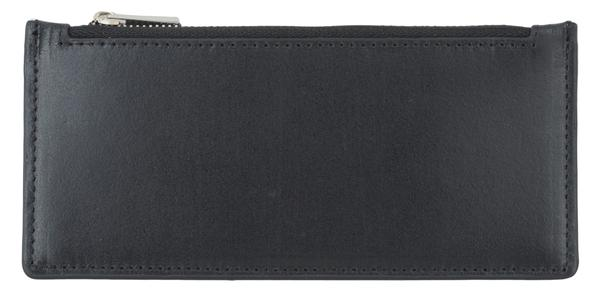 Slim Leather Card Wallet