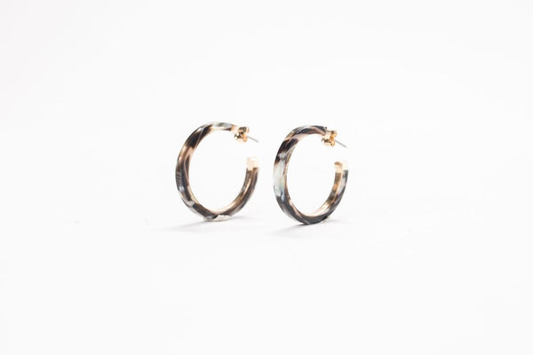 Bianca Small Hoop Earrings
