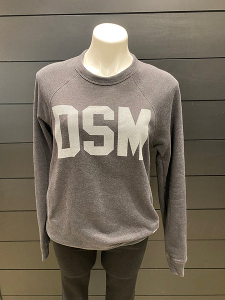DSM Codeword Charcoal Grey Sweatshirt