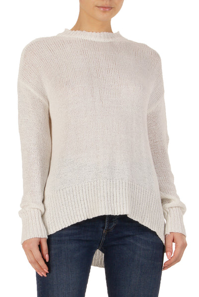Crew Neck Oversized Sweater