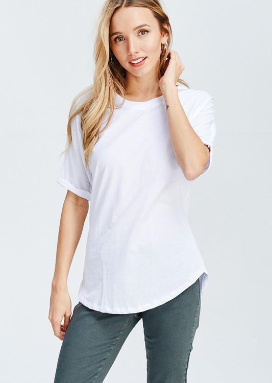 Short Sleeve Tunic T-Shirt