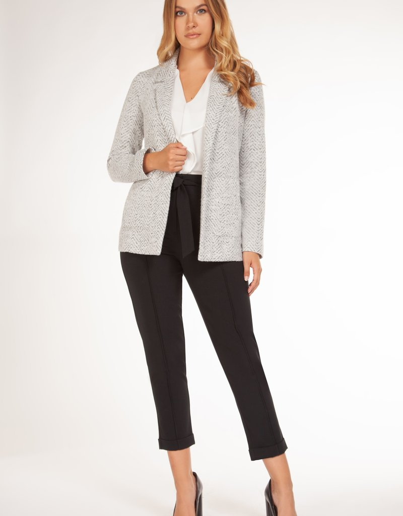 Long Sleeve Open Jacket