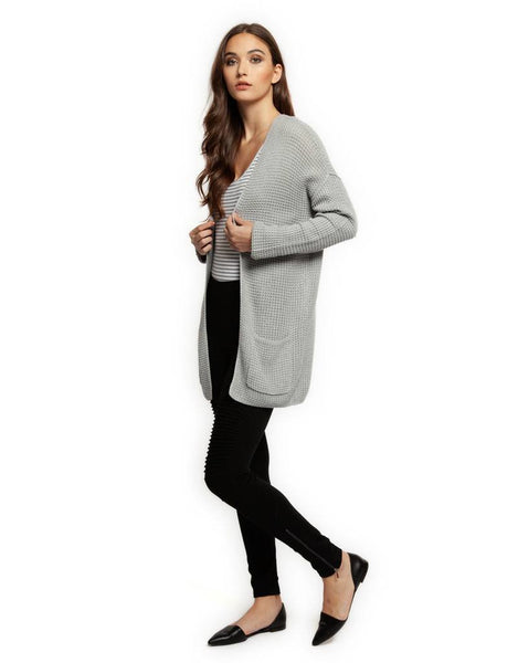 Long Sleeve Open Cardigan Sweater