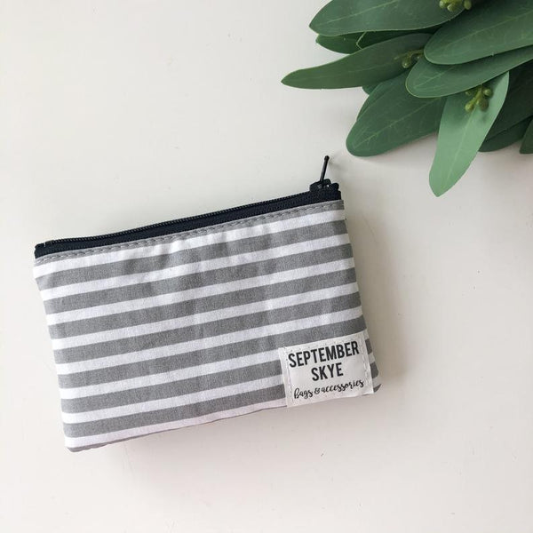 Small Fabric Coin Purse