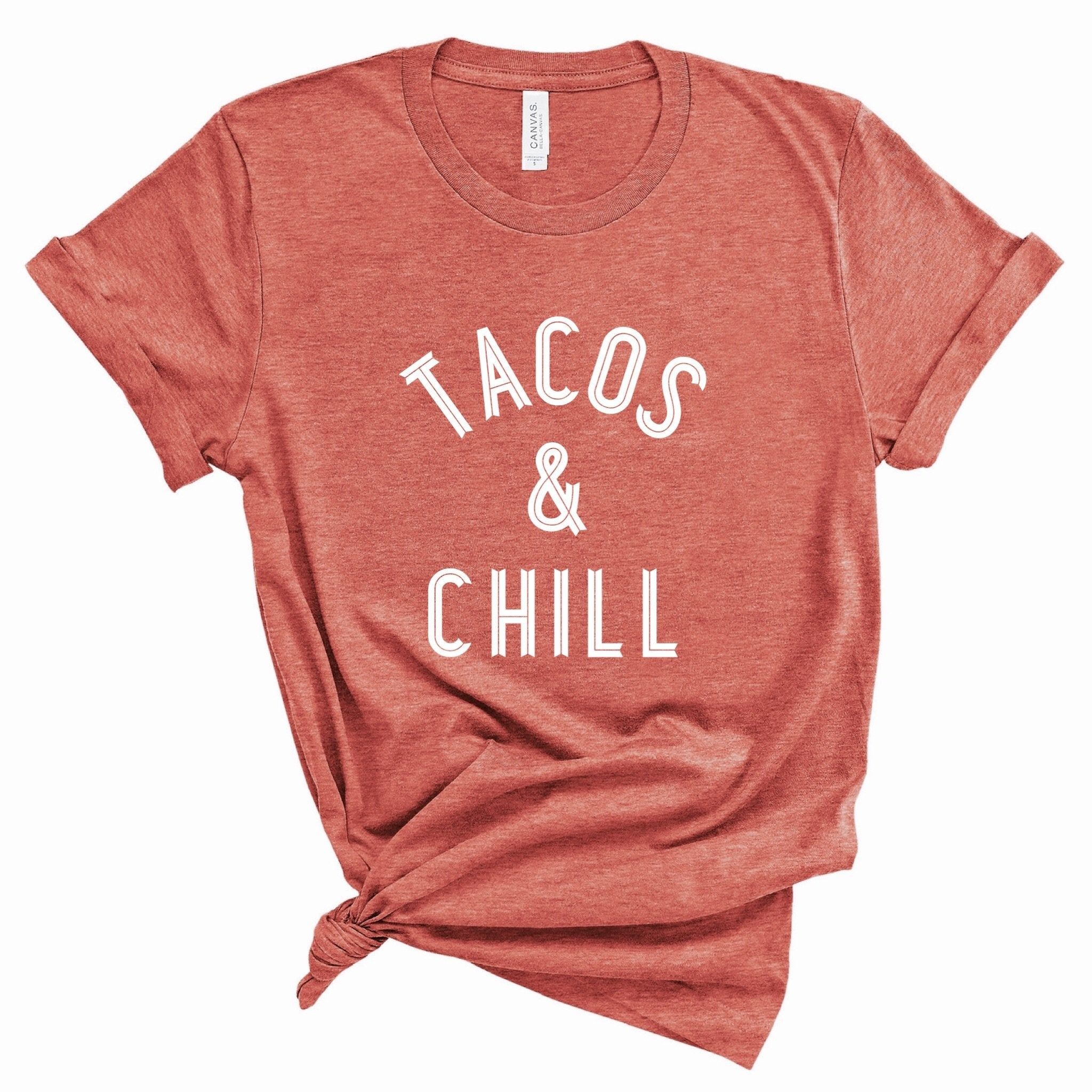Tacos & Chill Graphic Tee