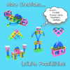 Awards Winning Magnetic 3D Building Blocks with Marble Run Game: New Innovative STEM Educational Toy