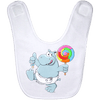 Lollipop Baby Bib