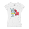 Super Hero Girl's T-Shirt
