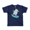 Skateboarder Toddler's T-Shirt