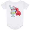 Super Hero Baby Onesie