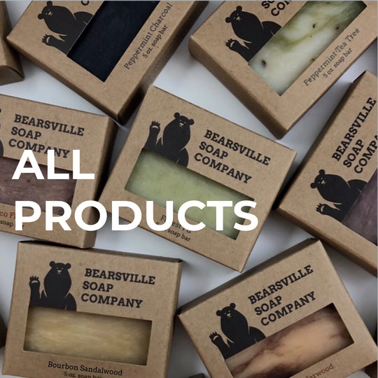 all natural soaps for men