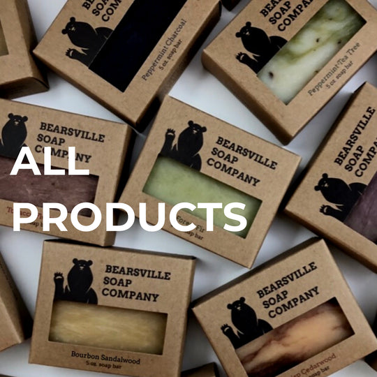 all natural soaps by bearsville soap company