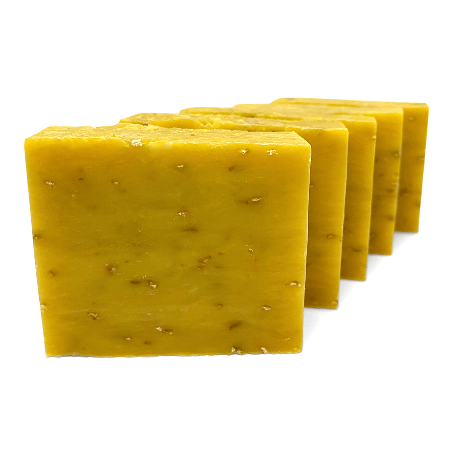 citrus beer soap