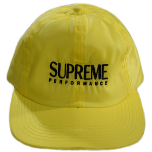 cd7b7bec57d SUPREME PERFORMANCE NYLON FLEECE 6-PANEL STRAPBACK – OG Initiative