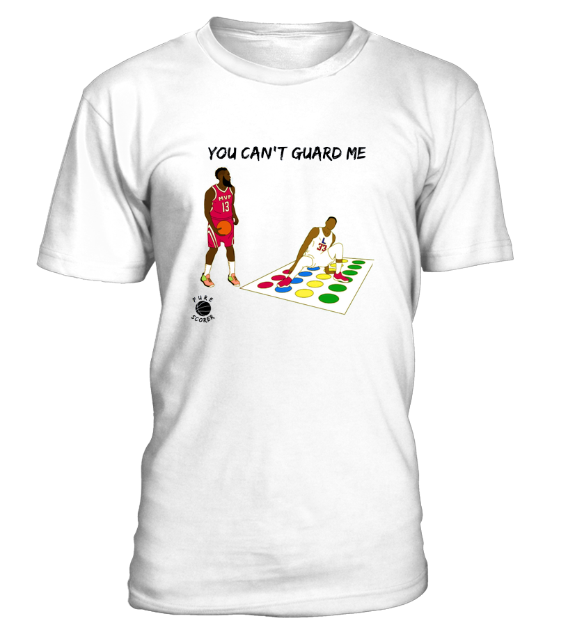 T-Shirt Harden - You can't guard me