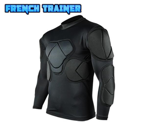 football américain maillot compression protection