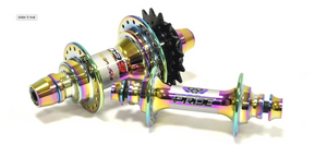 Rival Pro Hubset - Pride Racing Parts