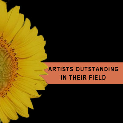 ARTISTS OUTSTANDING IN THEIR FIELD