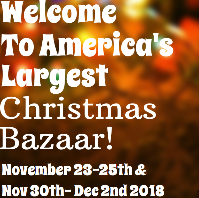 2018 Christmas Bazaar at the Expo Center