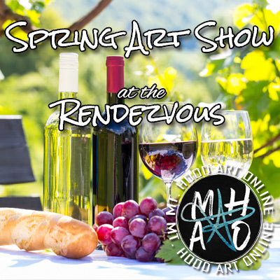 Spring Art Show at Rendezvous