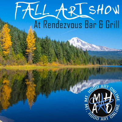 MHAO FALL ART SHOW AT RENDEZVOUS