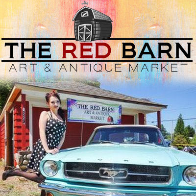 THE RED BARN ART & ANTIQUE MARKET