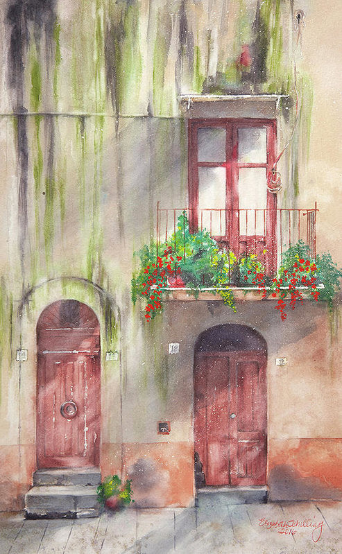 Doorways - Art Print
