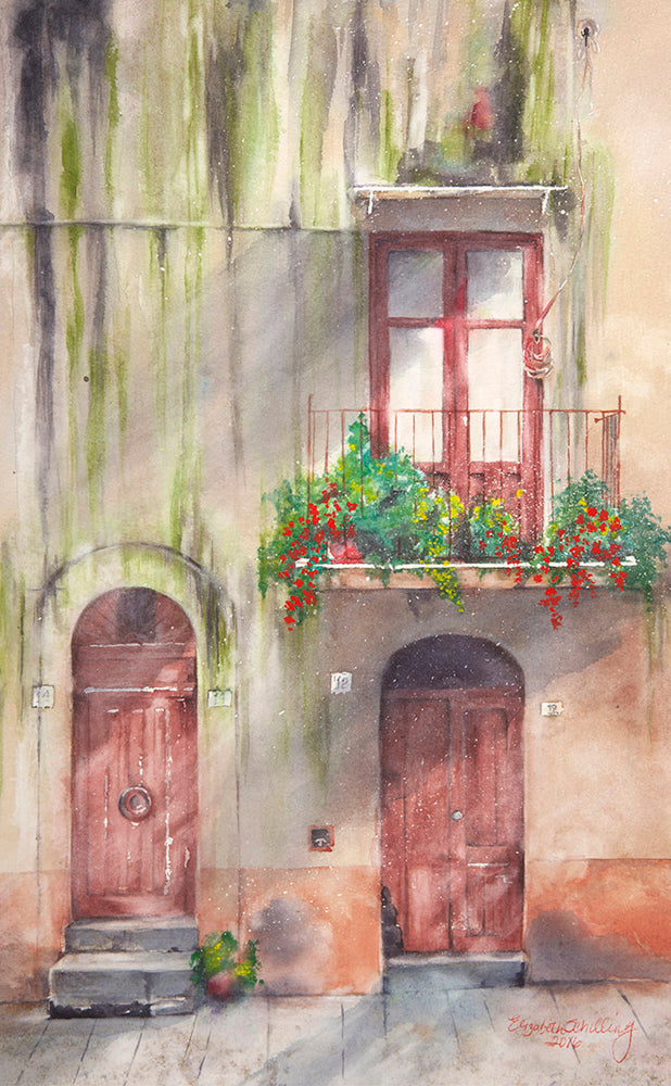 Doorways - Giclee Print
