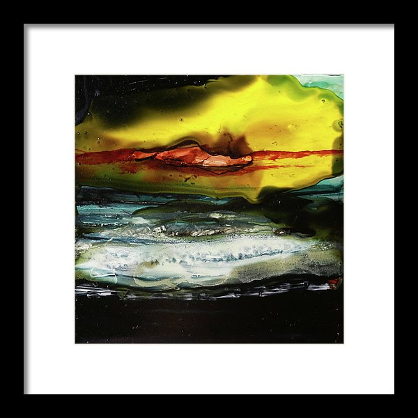 After The Storm - Framed Print