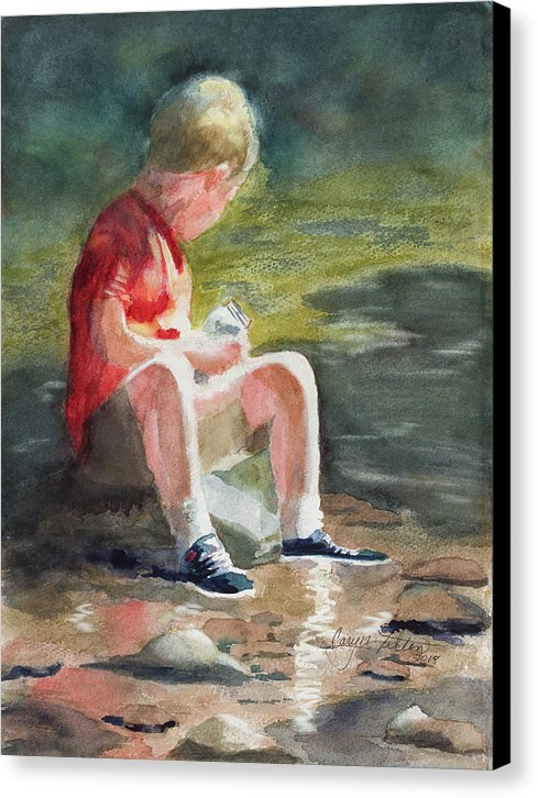 Lazy Days Of Summer - Canvas Print